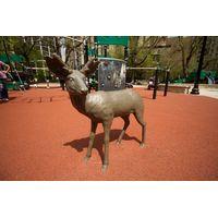 Thumbnail of Deer Fawn Sculpture