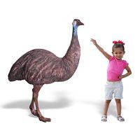 Thumbnail of Emu Play Sculpture