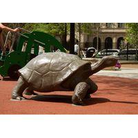 Thumbnail of Tortoise Play Sculpture