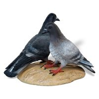 Thumbnail for Pair of Doves Sculpture