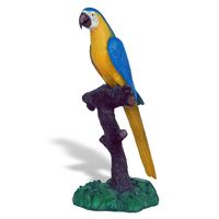 Thumbnail for Blue Gold Macaw Sculpture
