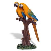 Thumbnail for Parrot Pair Sculpture
