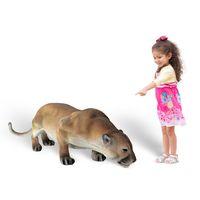 Thumbnail of Cougar Play Sculpture