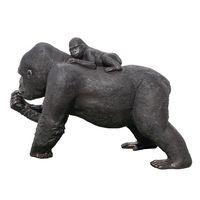 Thumbnail of Gorilla and Baby