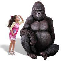 Thumbnail of Silver Back Gorilla Play Sculpture