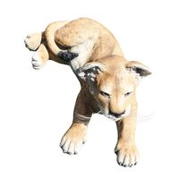 Thumbnail of Lying Lion Cub
