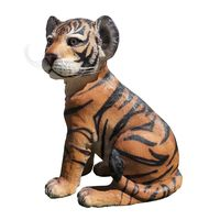 Thumbnail of Tiger Cub Sitting