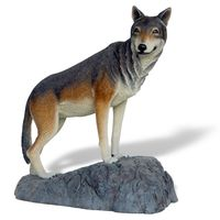 Thumbnail of Wolf Sculpture