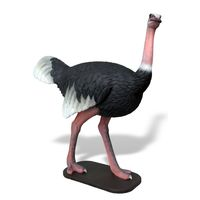 Thumbnail for Ostrich Sculpture