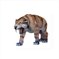 Thumbnail of Roaring Saber Toothed Tiger