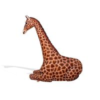 Thumbnail of 7ft Resting Giraffe