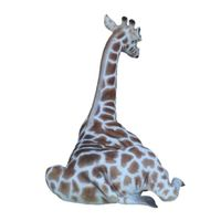 Thumbnail of 4ft Sitting Giraffe