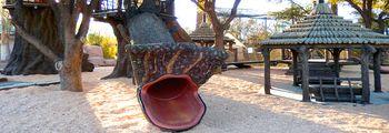El Paso Zoo, Foster Tree House - Texas